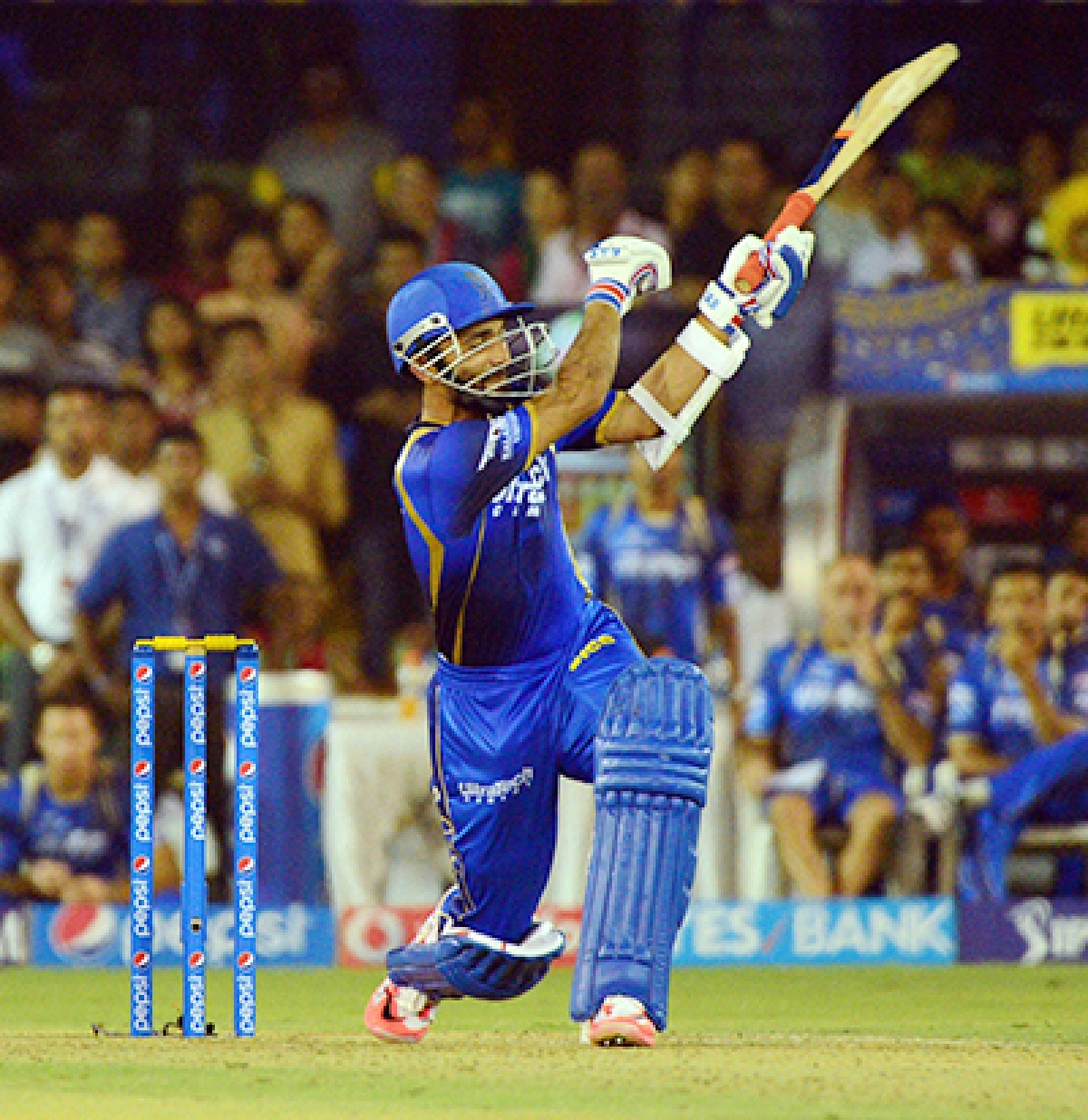 Could not sleep after my dismissal against MI: Ajinkya Rahane