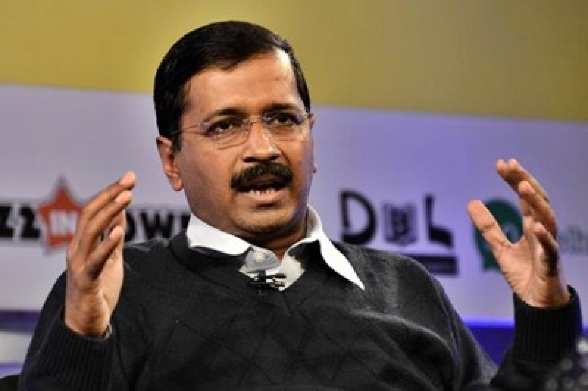 Arvind Kejriwal wants to 'kick out' media unfriendly to AAP: BJP