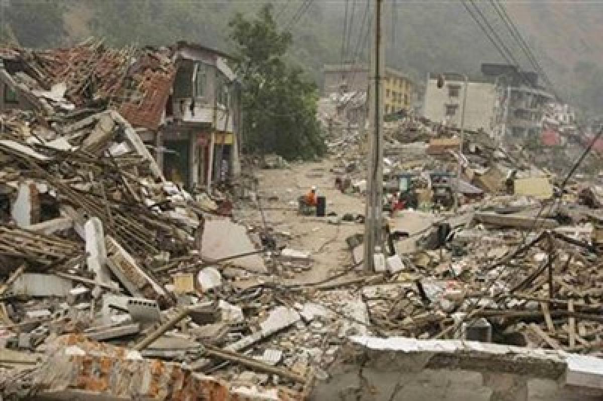 Mild earthquake hits Nepal