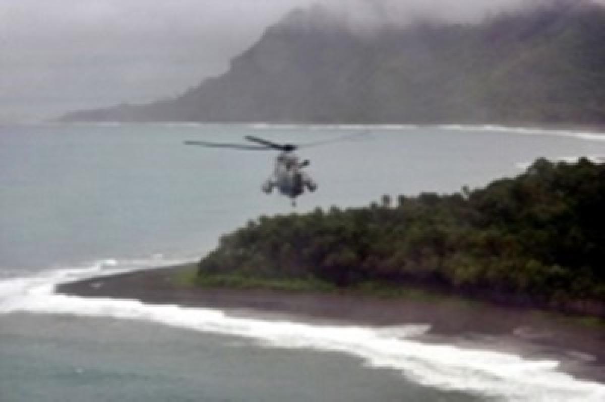 Magnitude 6.9 quake hits off Solomon Islands: USGS