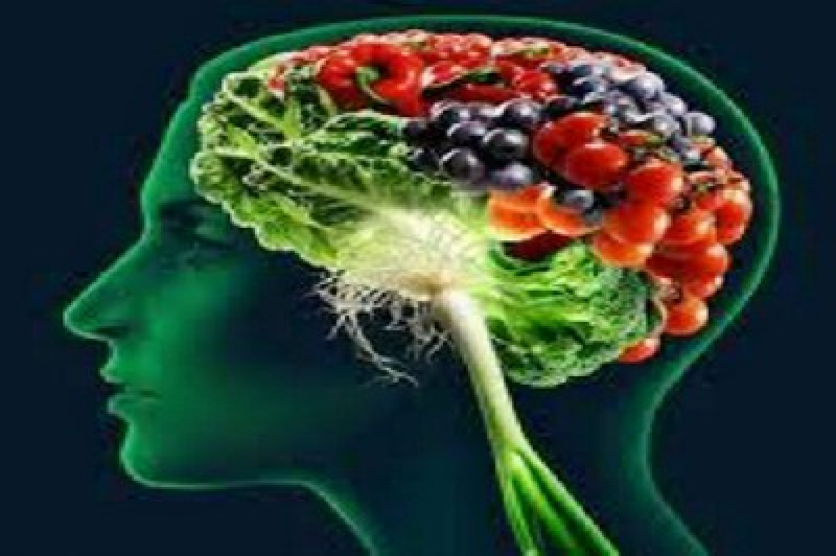 Eat healthy for super brain as you age