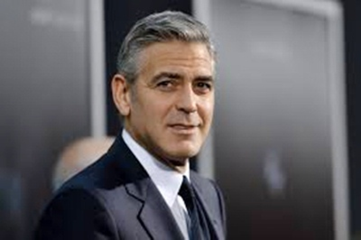 George Clooney to be first guest on Stephen Colbert's show