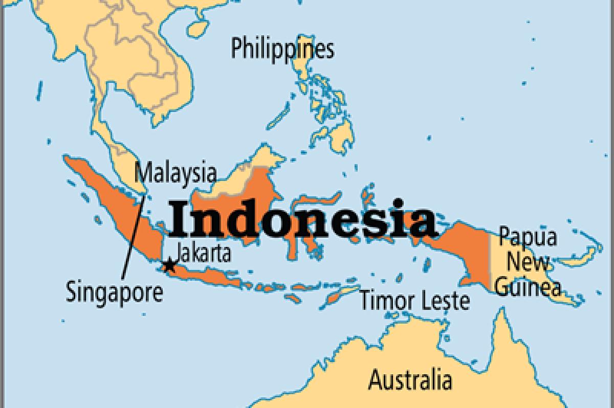 Four die in Indonesia landslide