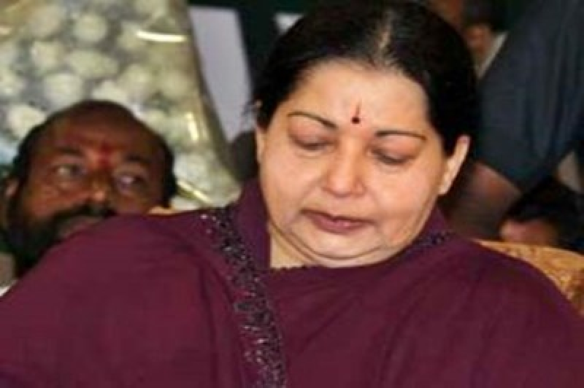 Suicides after Jaya sentence: AIADMK gives Rs 7 cr to families