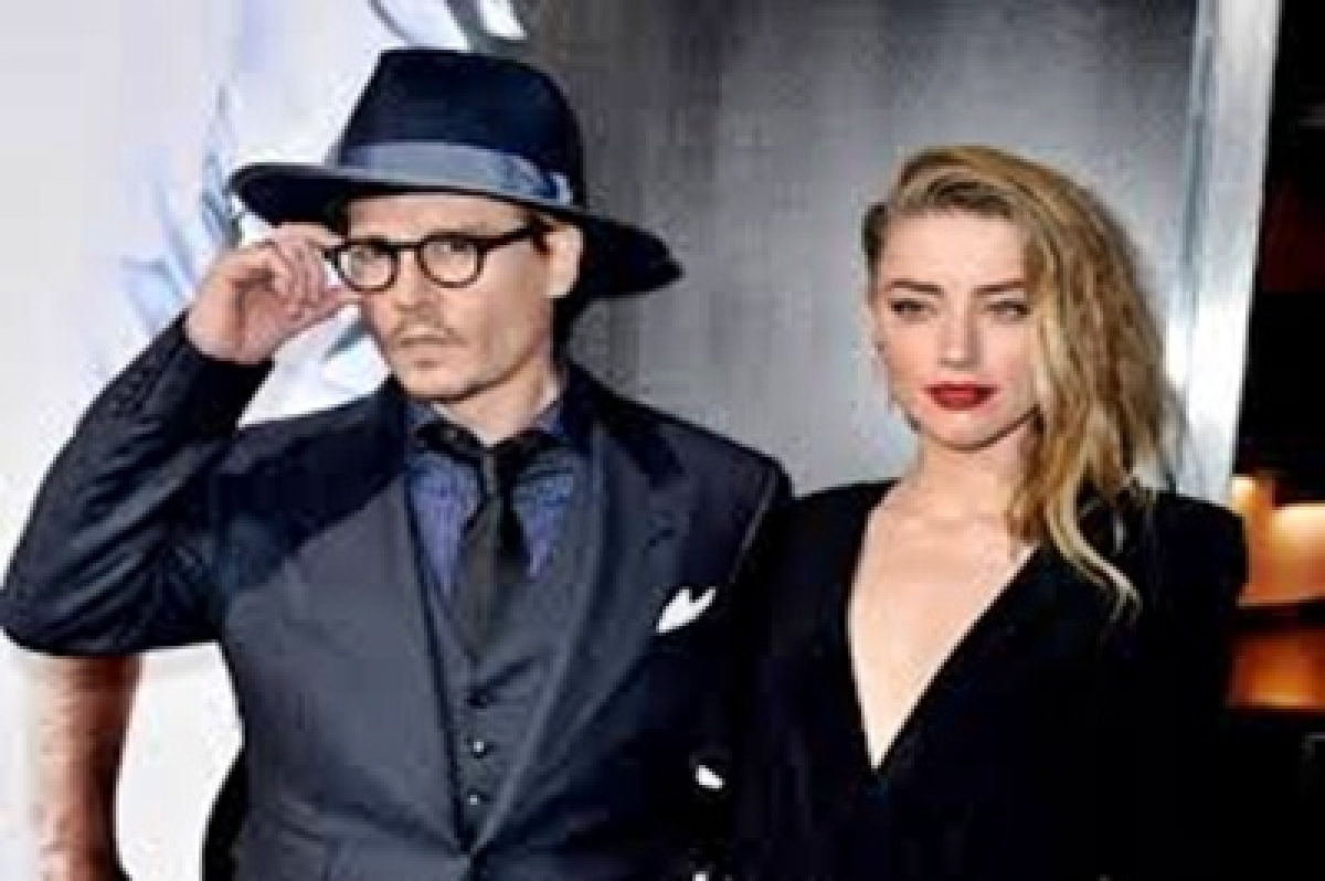 Amber Heard withdraws spousal support request