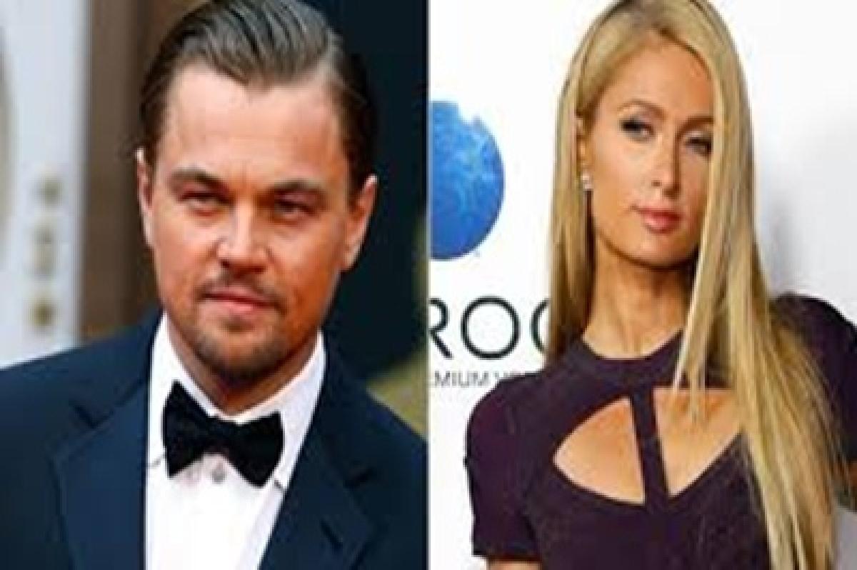Leonardo DiCaprio, Paris Hilton in bidding war