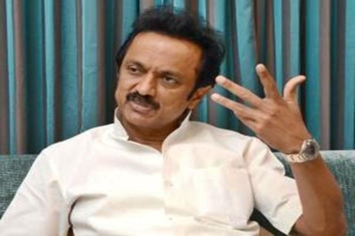 Prohibition first task if DMK voted to power : M K Stalin