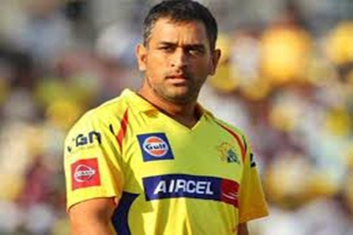 CSK skipper Dhoni fined for inappropriate public comments