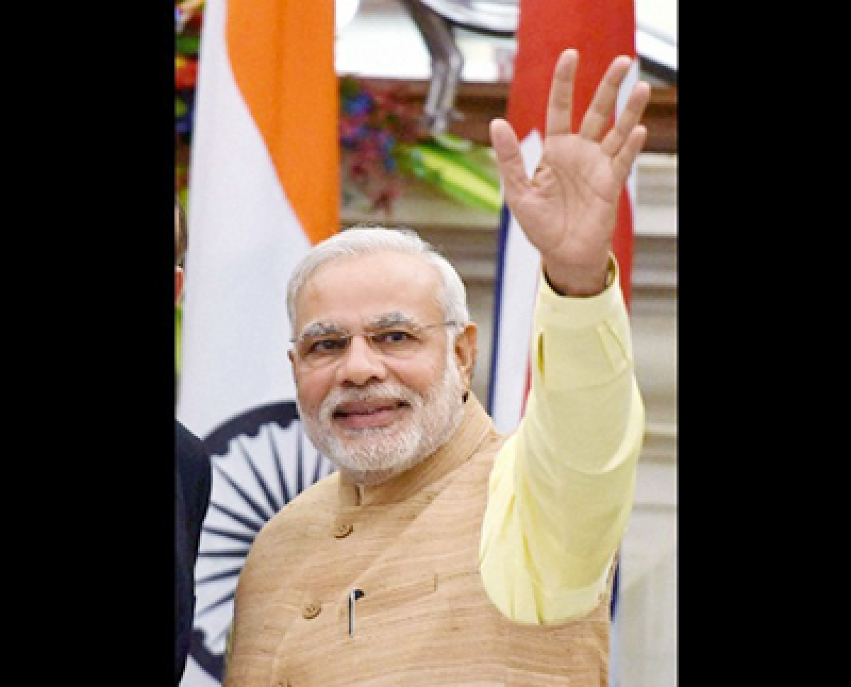 Desperate for image makeover, Modi gears up for PR exercise