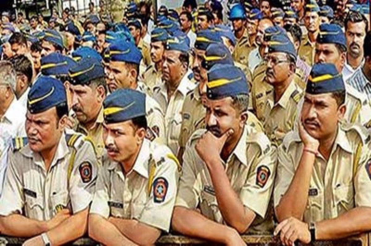 Policemen are stressed working overtime: Shiv Sena