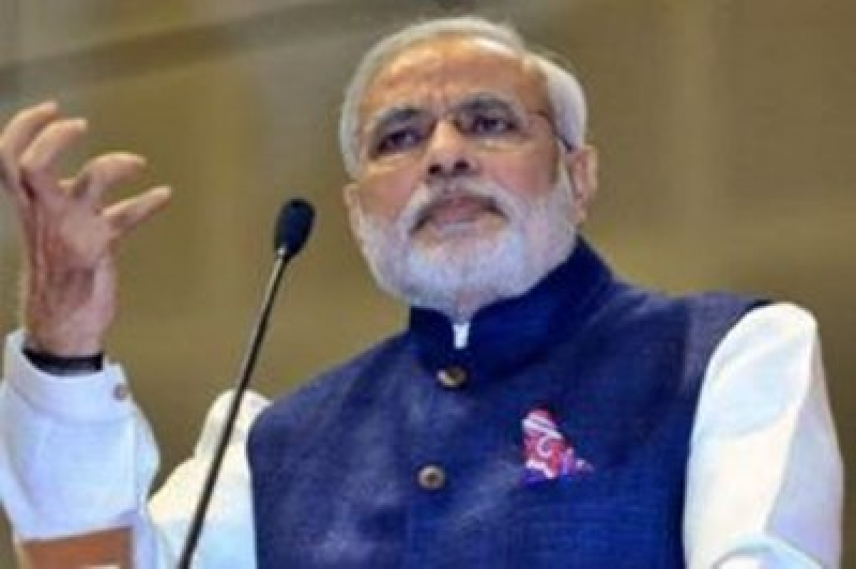 Narendra Modi expresses gratitude to people, BJP colleagues on year in office