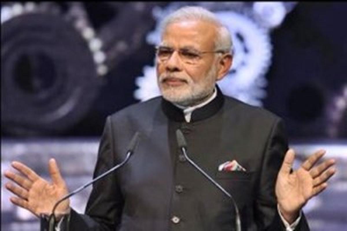 Modi faltering on economy, communication, feels RSS