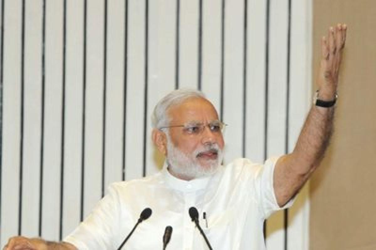 Nagaland accord historic, says Prime Minister Narendra Modi