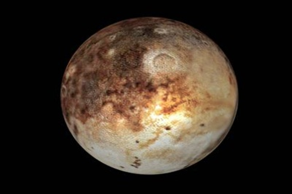 New Horizons spots methane on Pluto's snowcapped peaks