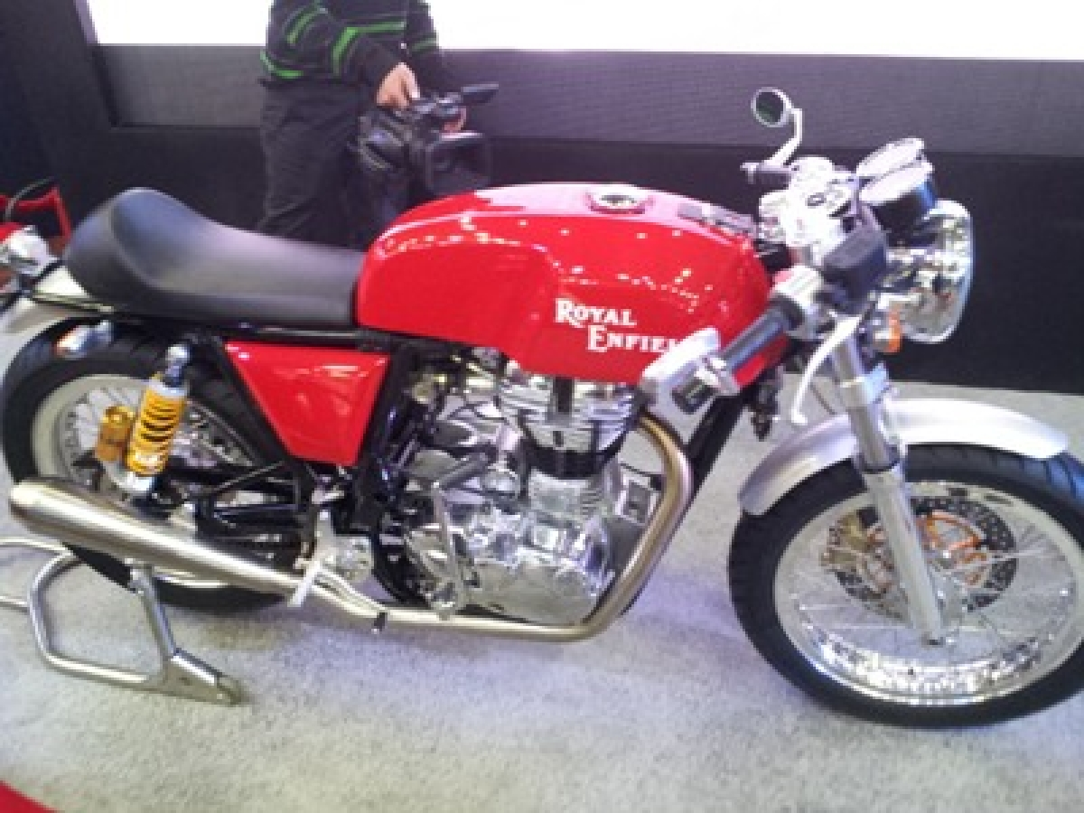 Royal Enfield unveils limited edition range of bikes, gear