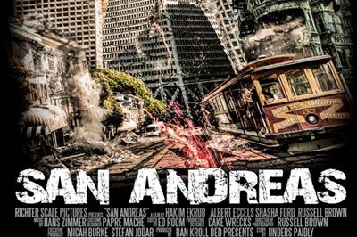 Movie Review – San Andreas: Spectacular and thrilling disaster epic