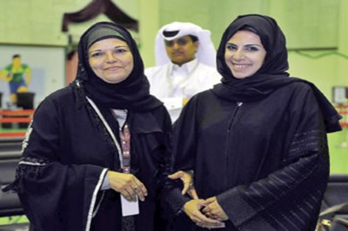 Qatar elects two women for first time