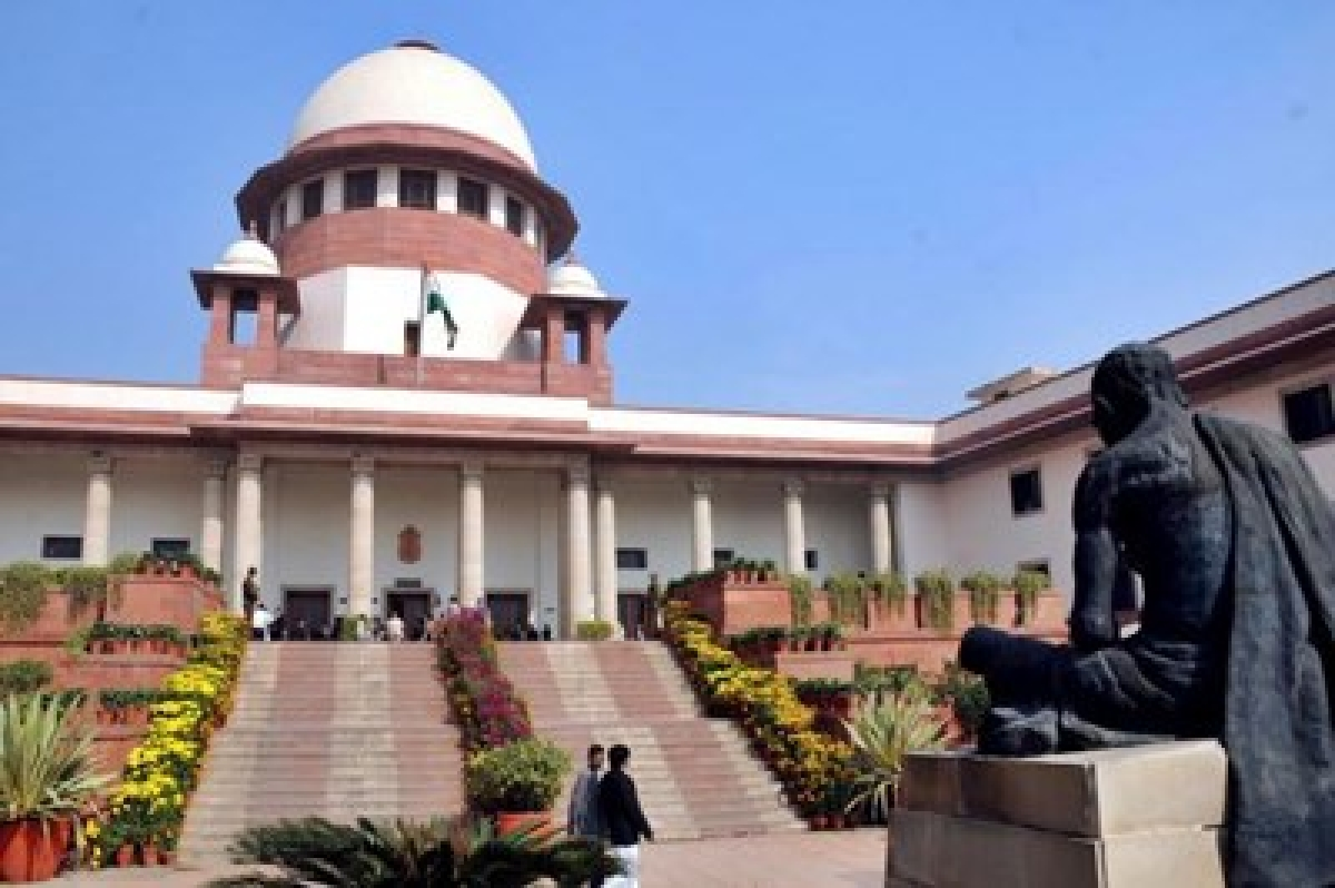 SC refers curative plea on homosexuality to five-judge bench