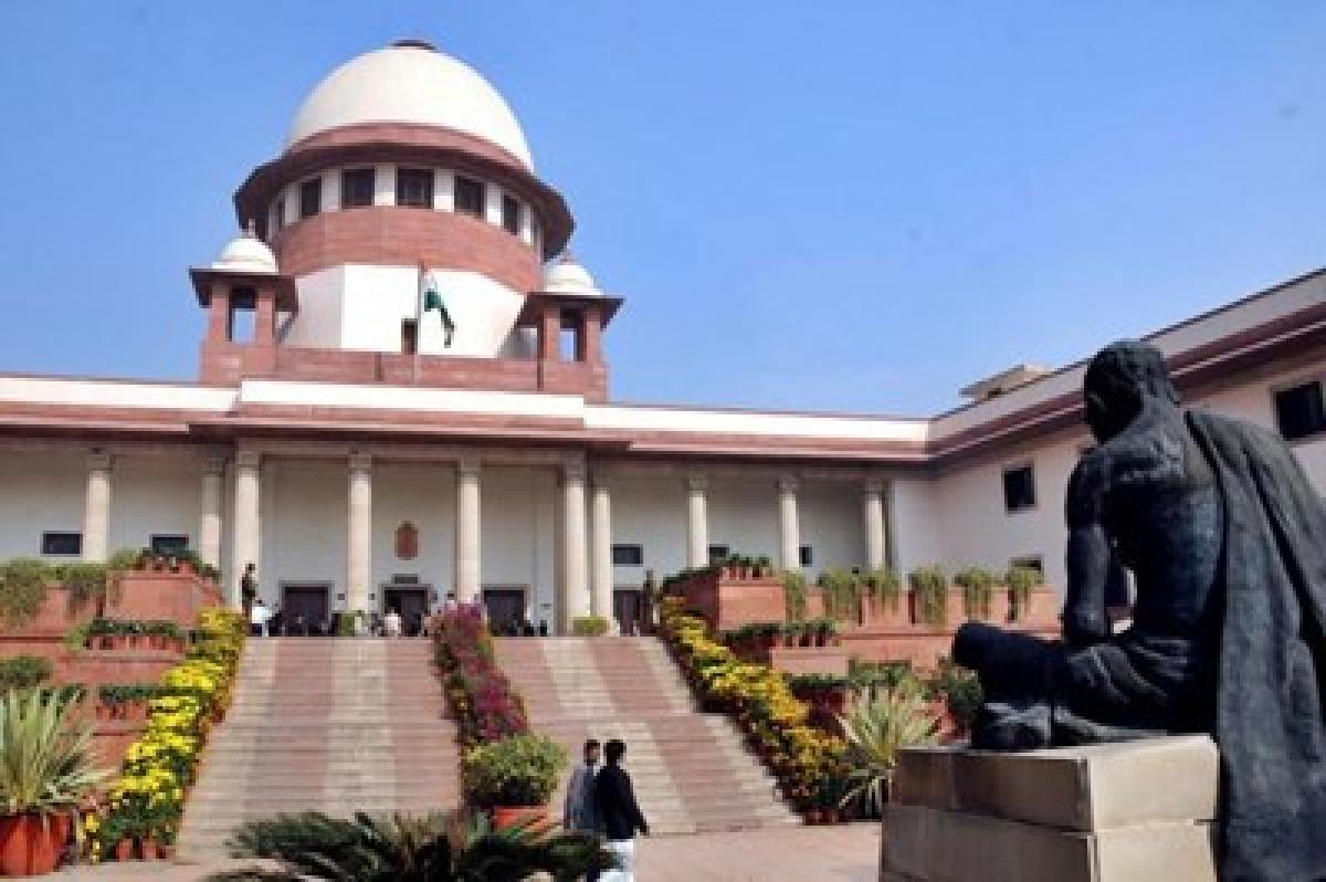 Top SC lawyers in verbal spat
