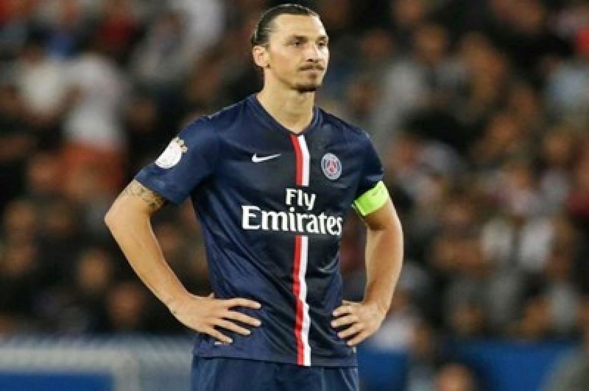 Zlatan Ibrahimovic eyeing Paris Saint Germain's all-time top goal-scorer