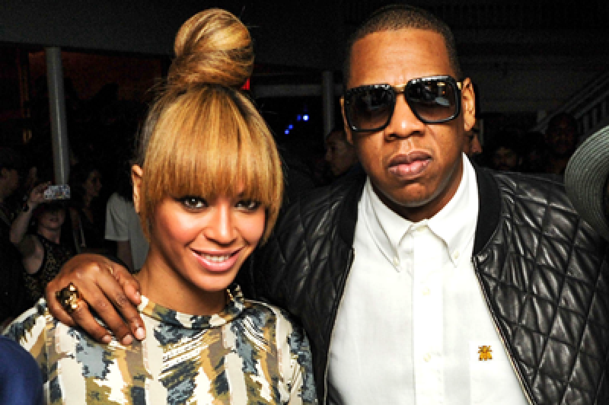 Beyonce, Jay Z compared to 'Coming To America' stars