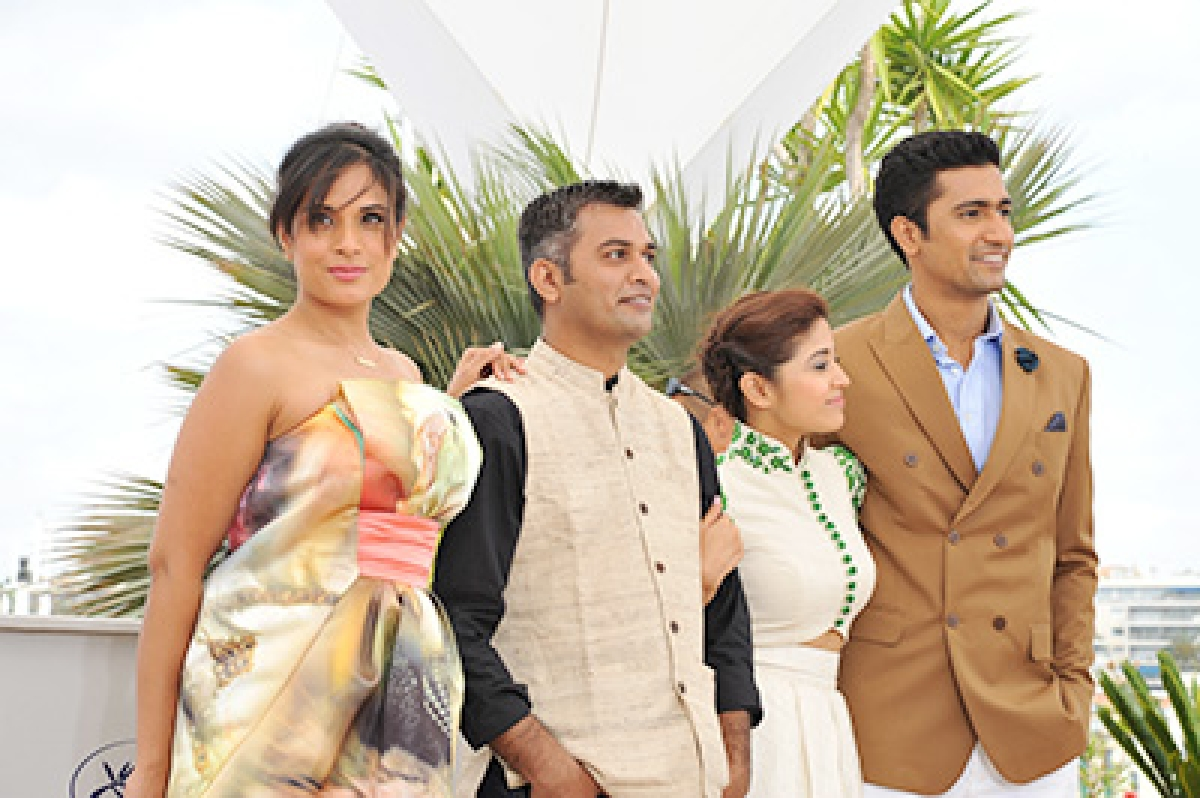 Masaan gets standing ovation at Cannes