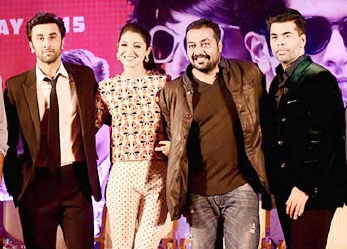 BOMBAY VELVET: What a casting Mr Kashyap