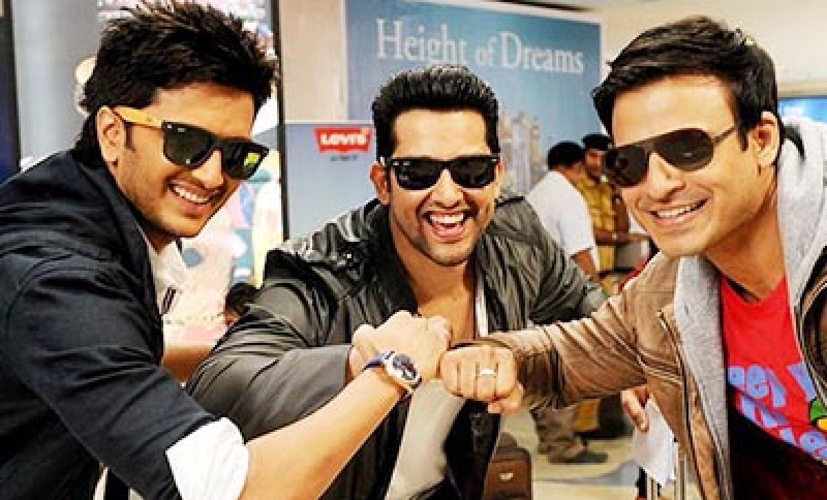 The boys are back with GREAT GRAND MASTI