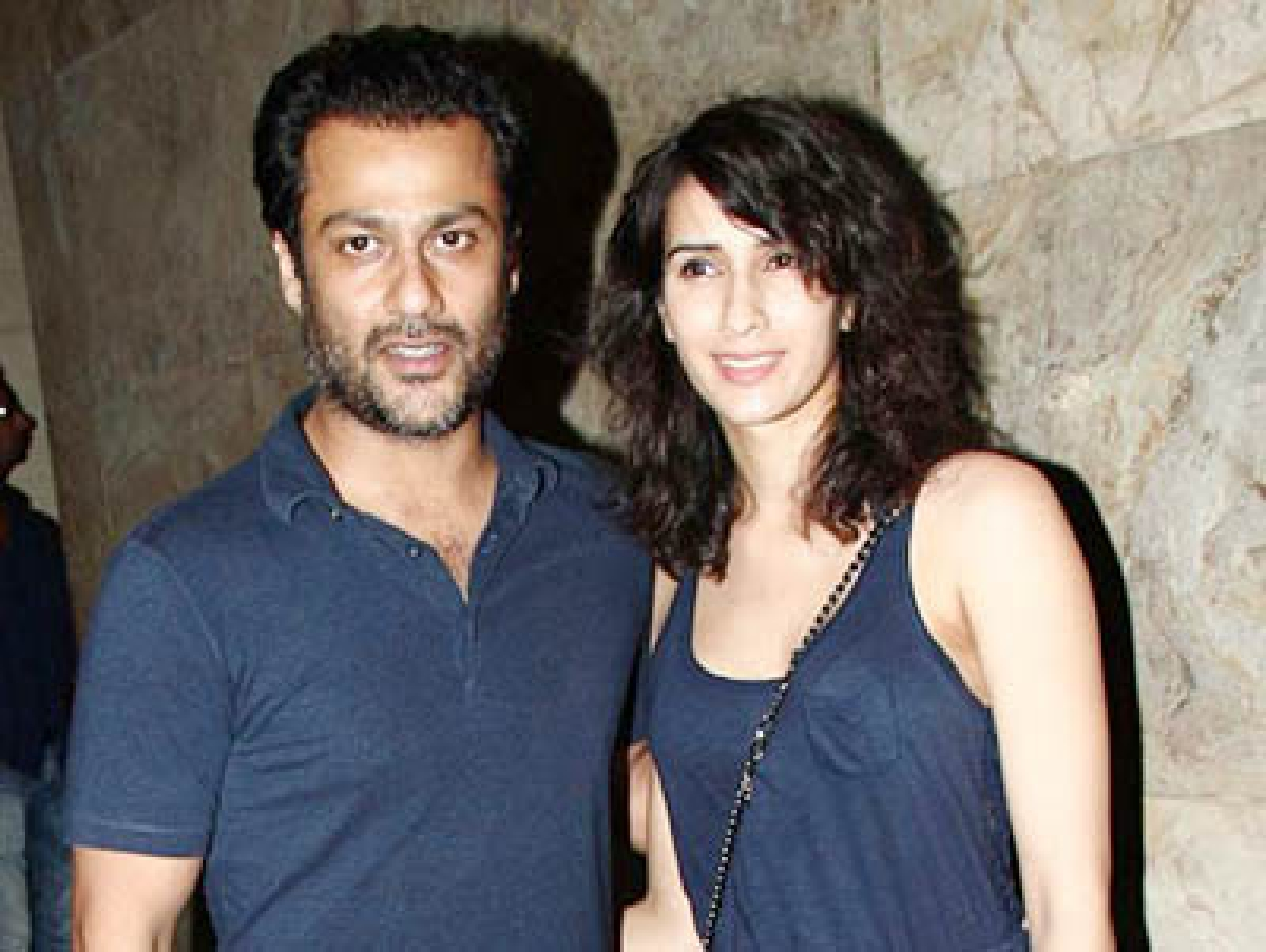 Abhishek Kapoor and Pragya wed