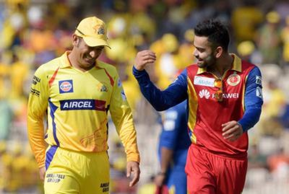 Brilliant CSK rout RCB by 24 runs