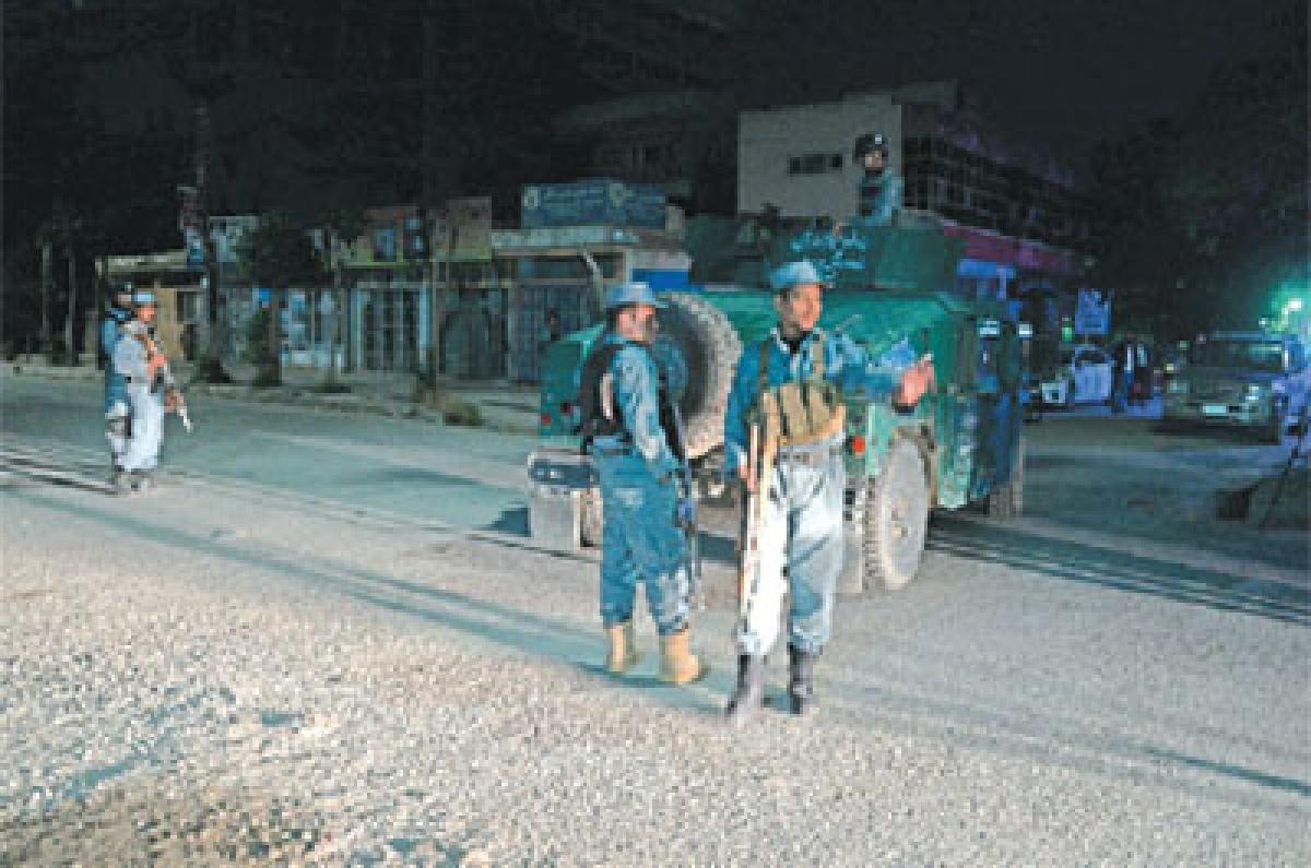 Indian envoy was target of  attack in AF
