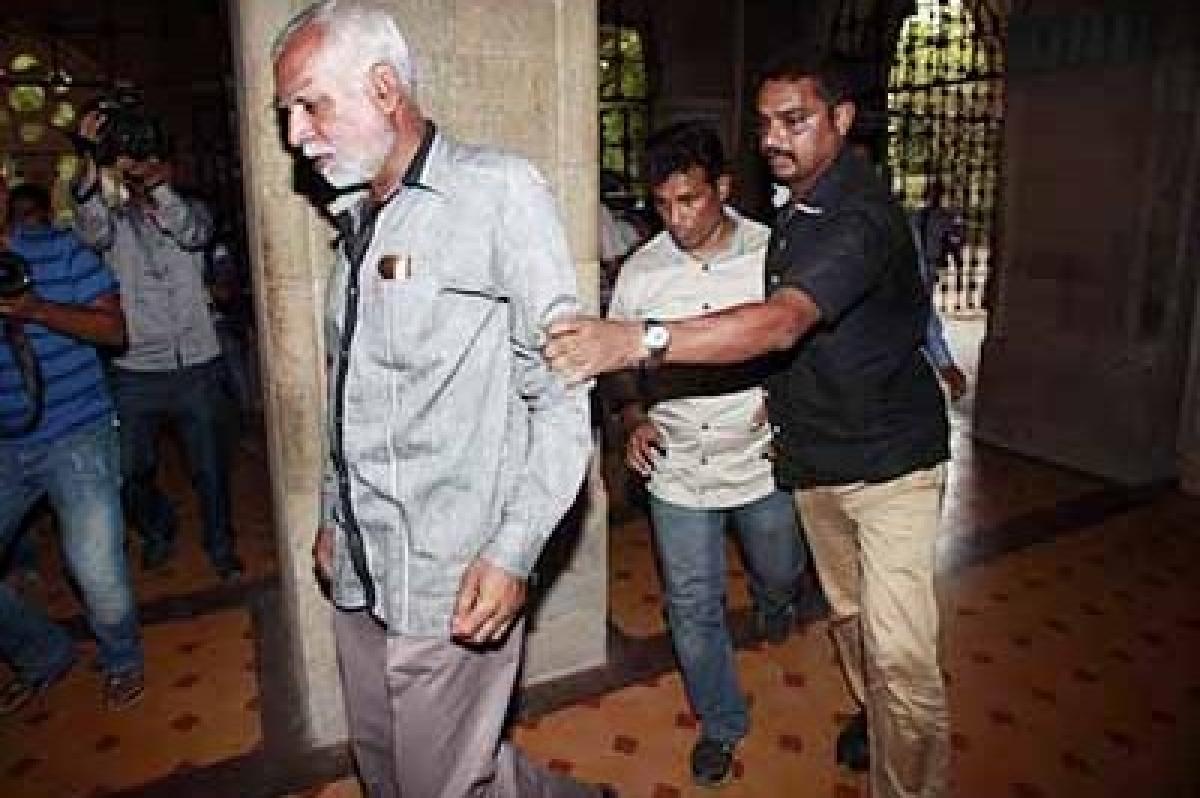 Contraband seizure case: ConstableDharmaraj Khaloke granted bail