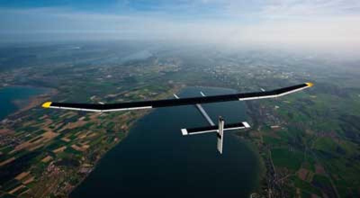 Solar plane pilot readies for record Pacific flight