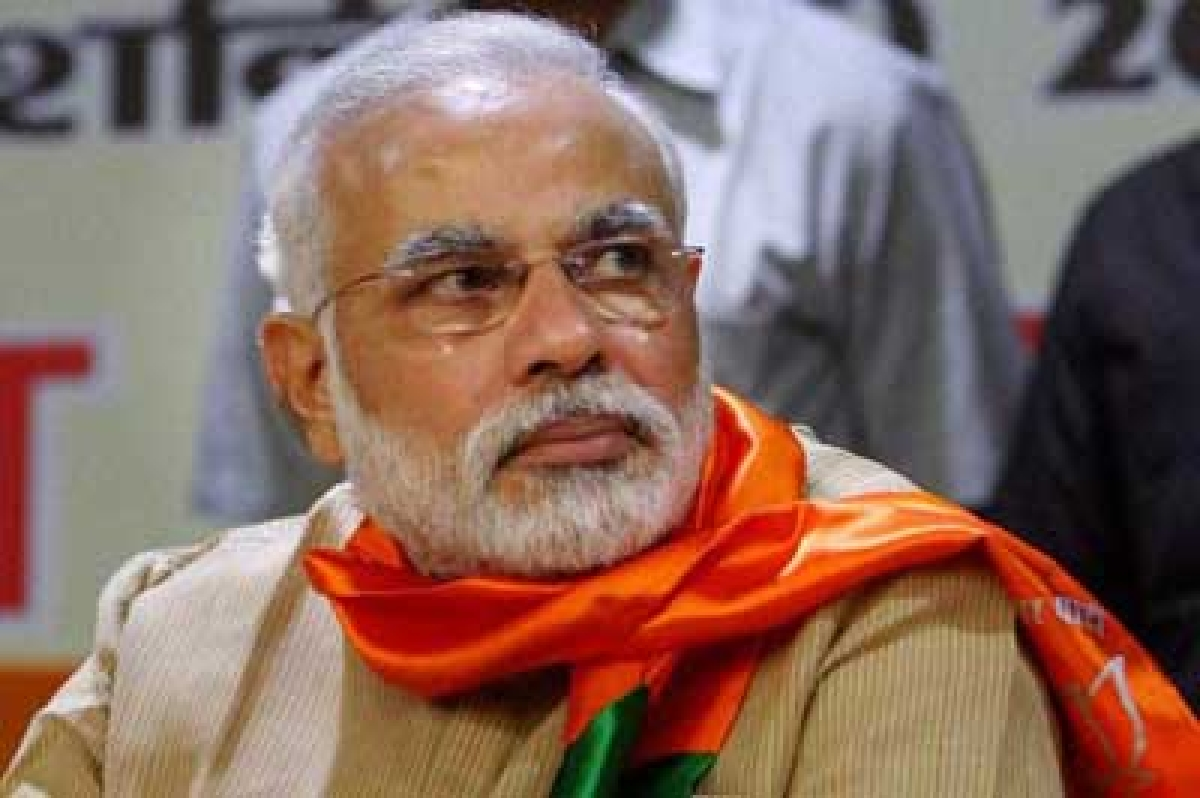 PM Narendra Modi condoles loss of lives due to stampede in Jharkhand