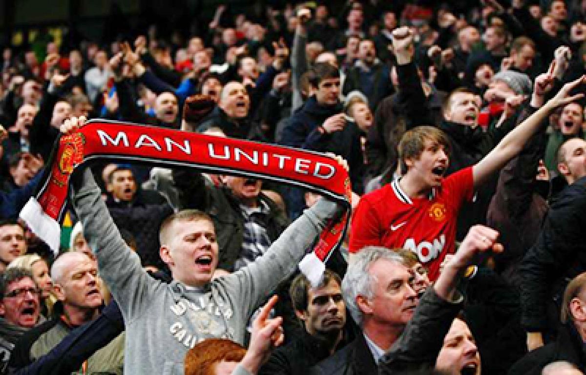 Man United smash Facebook  rankings with 65 million likes