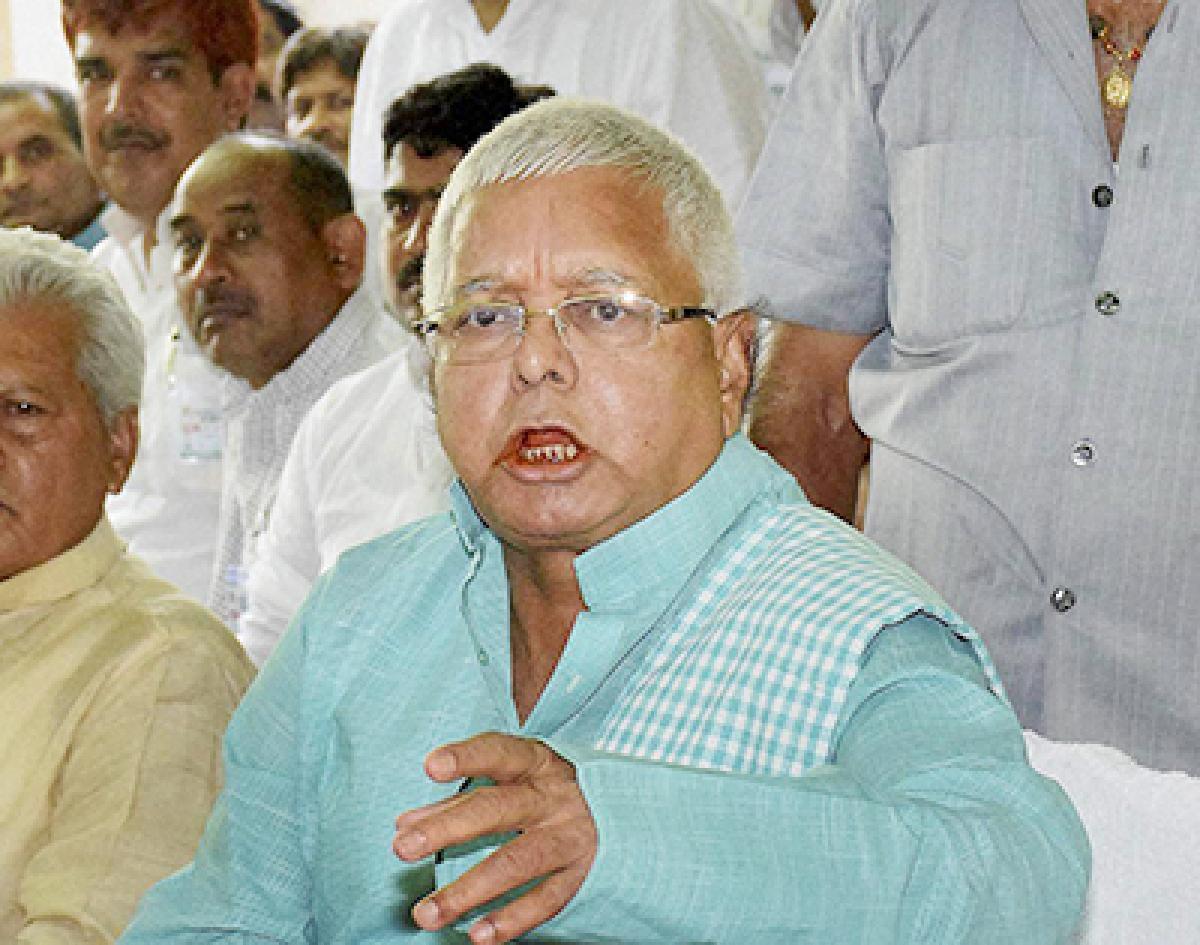 'Bihar has ranked top from bottom': Lalu Prasad Yadav slams CM Nitish Kumar over state's Niti Aayog SDG Index ranking