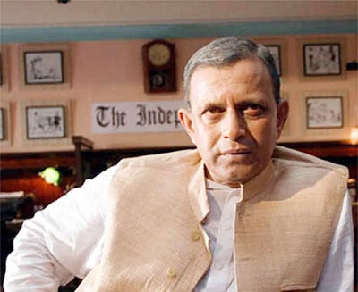 Mithun returns Rs 1.19 crore received from Saradha to ED