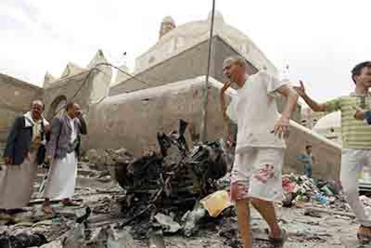 Ramzan Peace Shattered In Yemen
