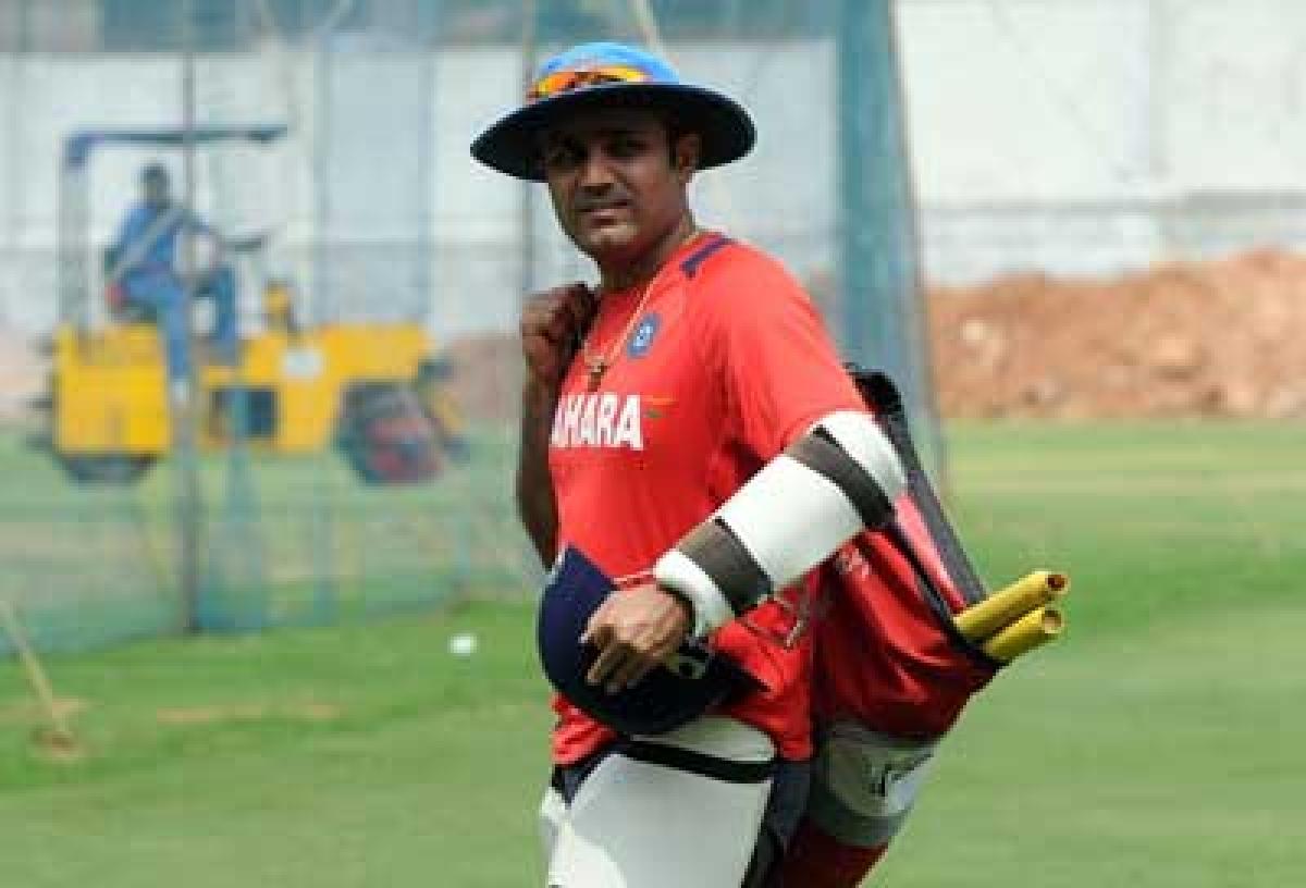 Viru mulls leaving Delhi for other Ranji teams