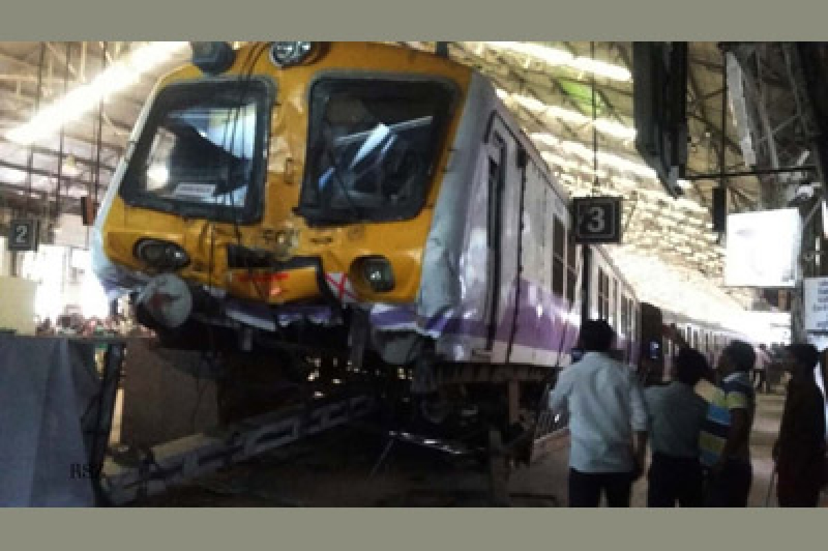 'Runaway' train causes a scare