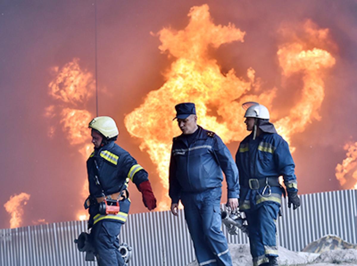 Fuel tanker blast in Tanzania, kills 57