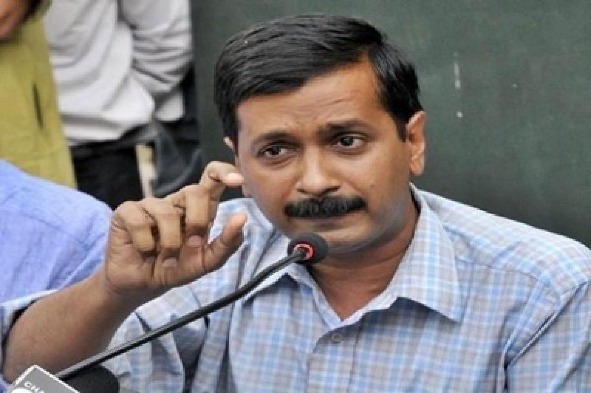 'Kejriwal has legalised loot by law'