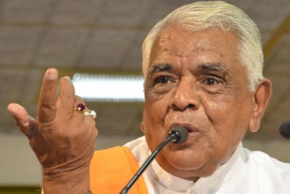 Bhopal: Babulal Gaur missing from BJP list of star campaigners
