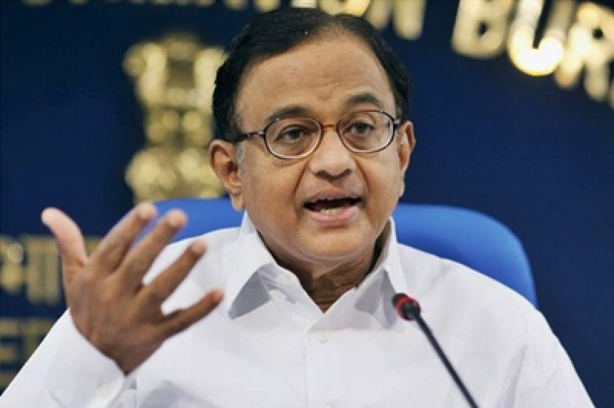 Chidu slams PM Modi's Make in  India initiative