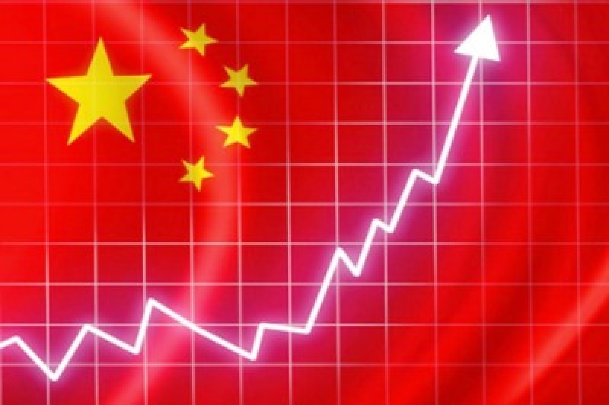 Chinese stocks open higher on Monday
