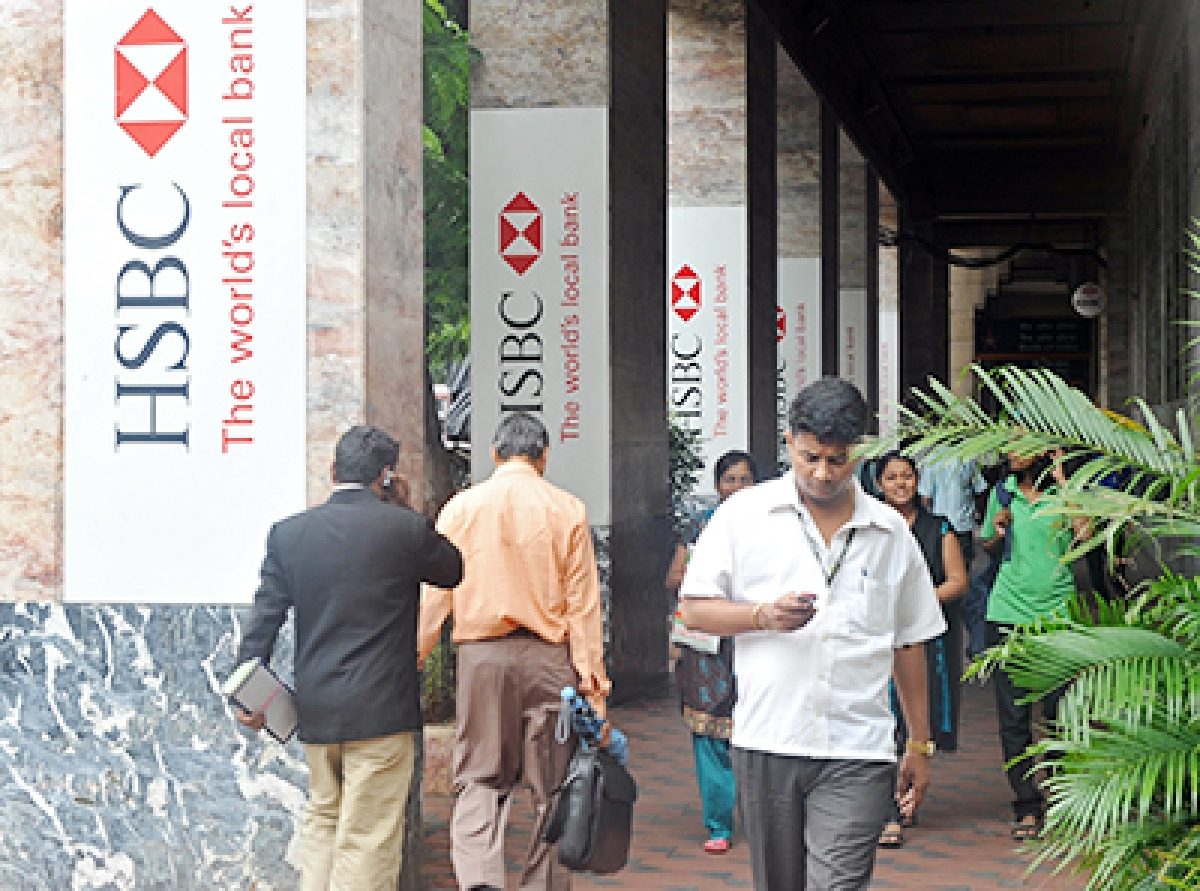 HSBC's India PBT in 2020 inches up to USD 1.024 bln