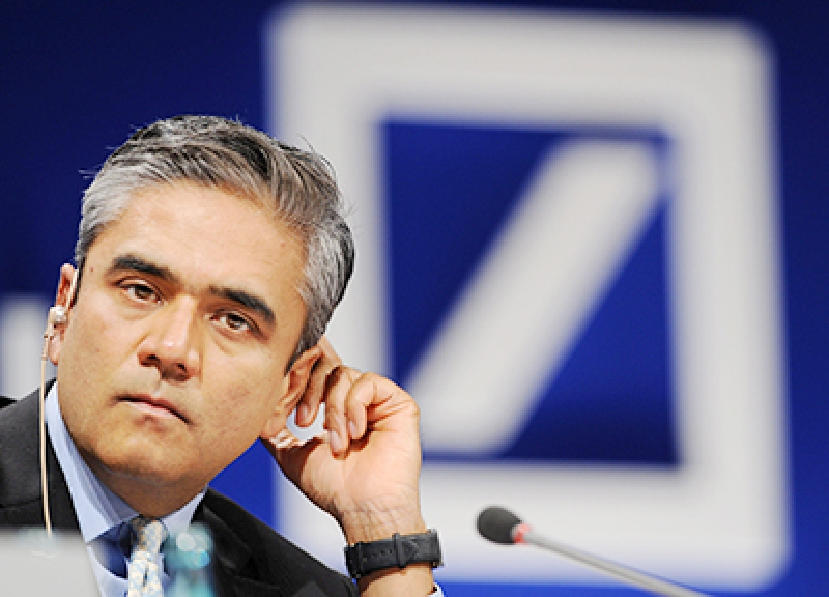 In a surprise move, Anshu Jain quits as Co-CEO of Deutsche Bank