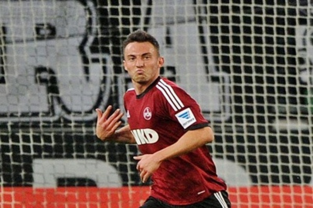 Monchengladbach sign Leverkusen striker Josip Drmic