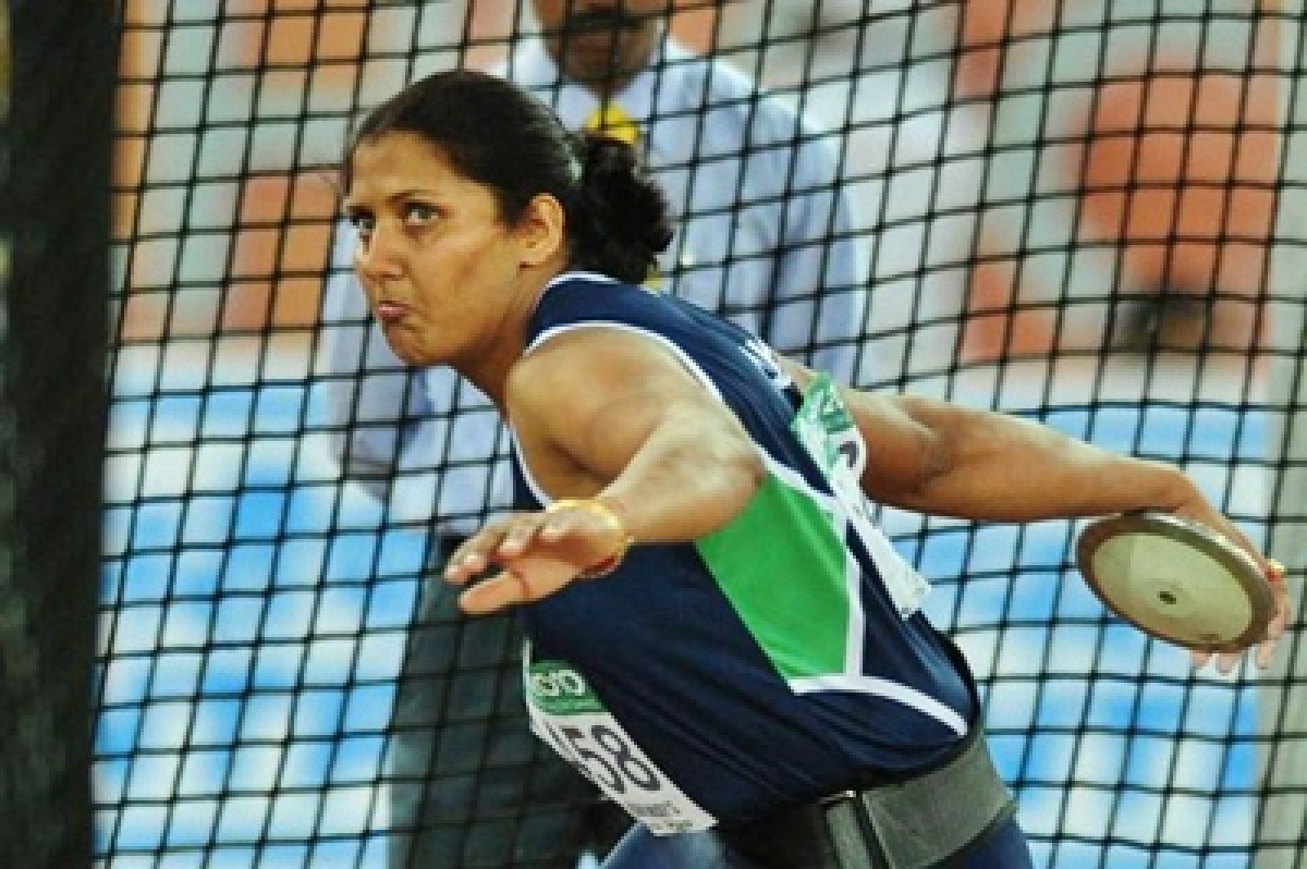 Krishna Poonia to get her 2012 Olympics sixth-place finish certificate