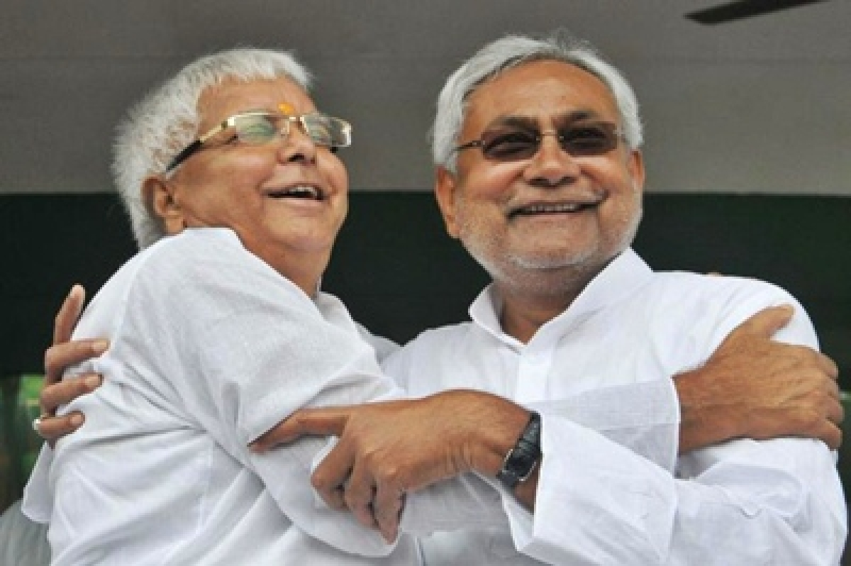 Old-timers, university junior recall Lalu, the man, the myth